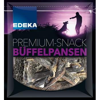 Premium Snack Büffelpansen