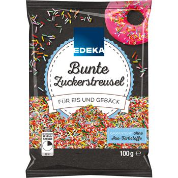 EDEKA - Bunte Zuckerstreusel