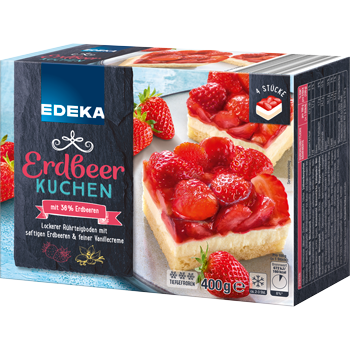 EDEKA - Erdbeer Kuchen