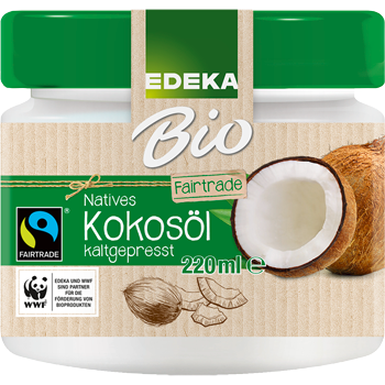 EDEKA - Natives Kokosöl