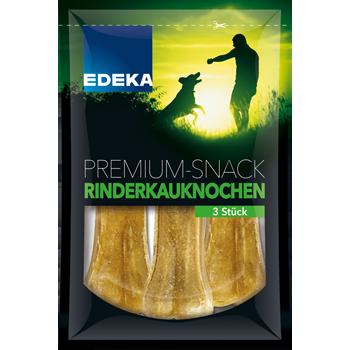 Premium Snack Rinderkauknochen