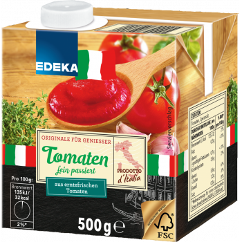 EDEKA - Tomaten fein passiert