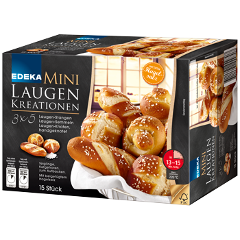 Mini Laugen Kreationen