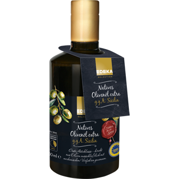 Natives Olivenöl extra g.g.A.