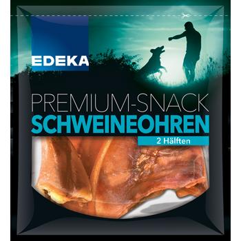 Premium Snack Schweineohren