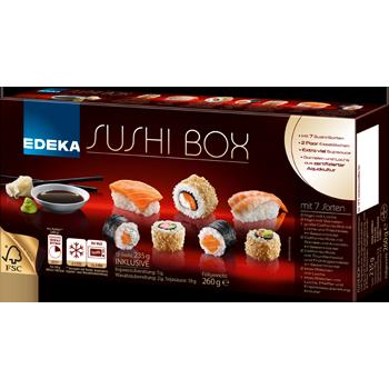 EDEKA - Sushi Box