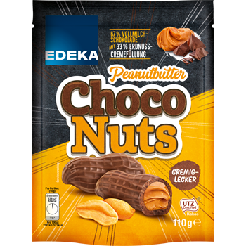 Peanutbutter Choco Nuts