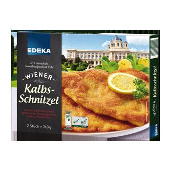 EDEKA - Wiener Kalbs-Schnitzel