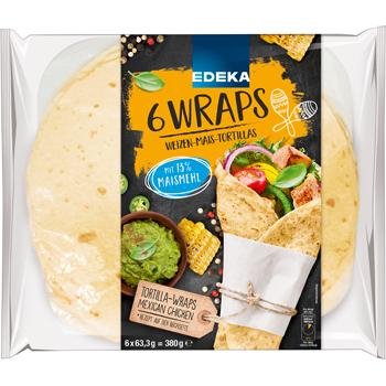 EDEKA - Wraps