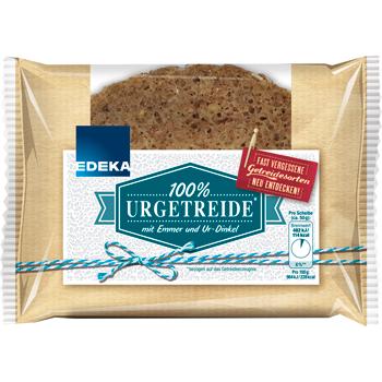 EDEKA - Urgetreide Brot