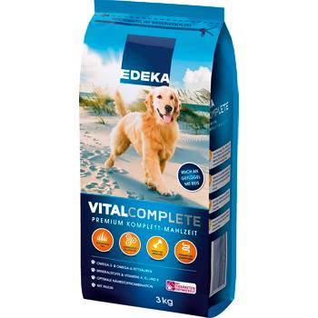 EDEKA - Vitalcomplete Hundenahrung