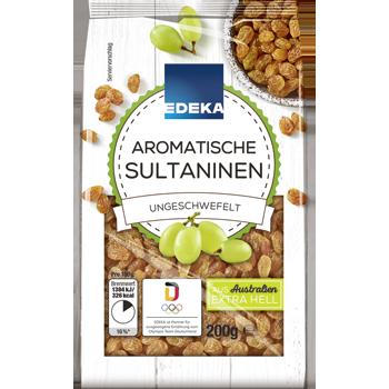 EDEKA - Aromatische Sultaninen