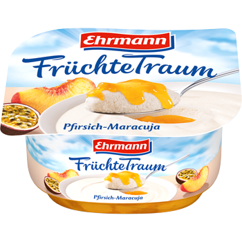 Ehrmann Vanille-, Früchte- oder Dessert-Traum