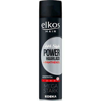 Elkos Hair Haarlack oder Haarspray