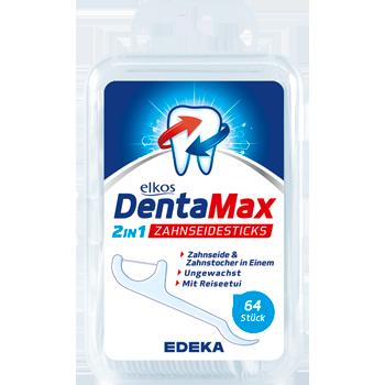 elkos DentaMax Zahnseidesticks
