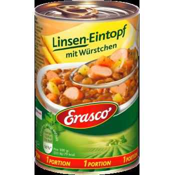 Erasco Eintöpfe und Suppen