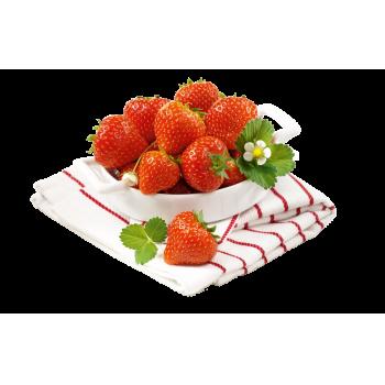 Spanien - Bio-Erdbeeren