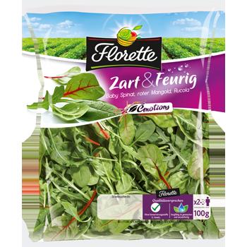 Florette - Salatmischungen