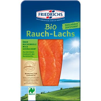 Friedrichs Bio Rauch-Lachs