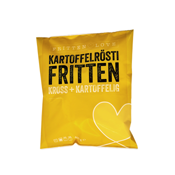 Frittenlove Fritten
