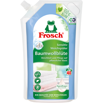 Frosch Weichspüler