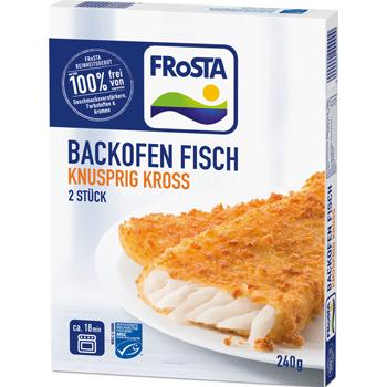 Frosta Fischspezialitäten
