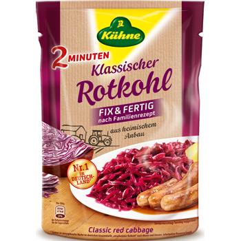 Kühne Rotkohl Fix & Fertig