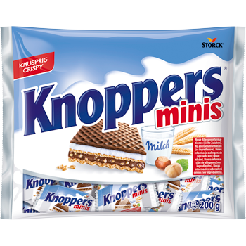 Knoppers Minis