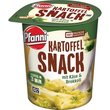 Knorr oder Pfanni Snackbar