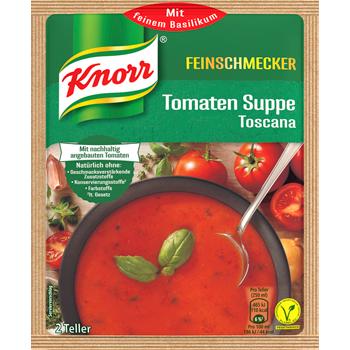Knorr Feinschmecker oder Natürlich Lecker! Suppen