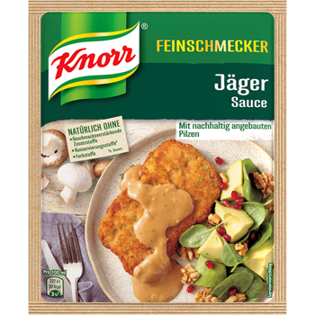 Knorr Feinschmecker Saucen