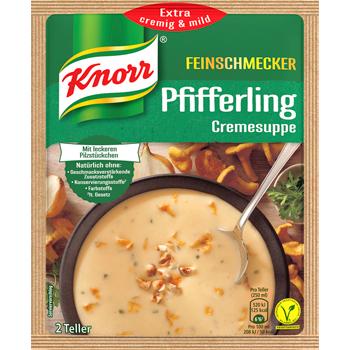 Knorr Feinschmecker Suppen oder Saucen