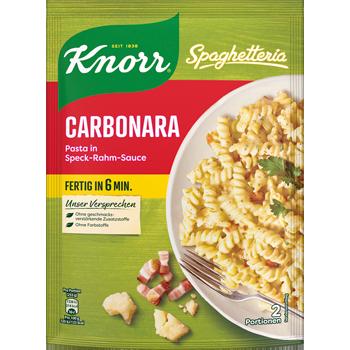 Knorr Fertiggerichte