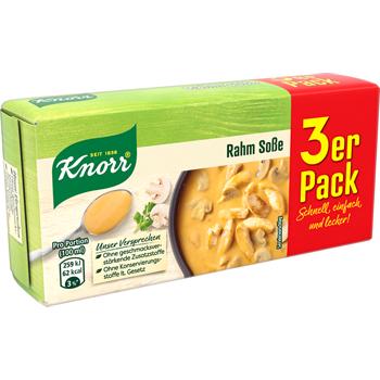 Knorr Soße