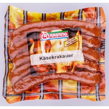Rasting - Käsekrakauer
