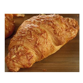 Käse-Schinken-Croissant