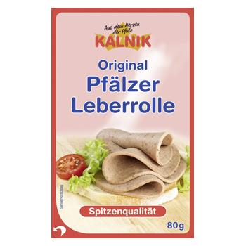 Kalnik - Original Pfälzer Leberrolle