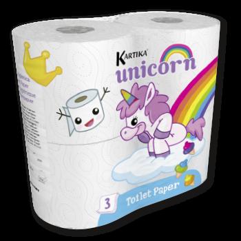 Toilettenpapier 4 Rollen