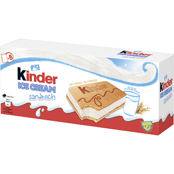 Kinder - Kinder Ice Cream