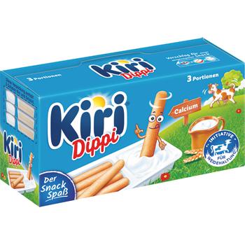 Kiri Dippi oder Sahne
