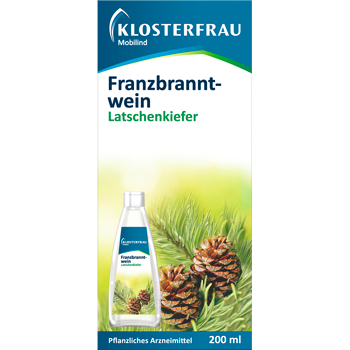 Klosterfrau Franzbranntwein Latschenkiefer