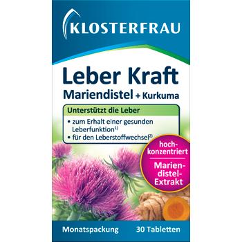 Klosterfrau Leber Kraft*