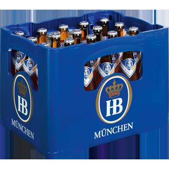 HB Hofbräu Münchner Weisse, Schwarze Weisse oder Weisse alkoholfrei