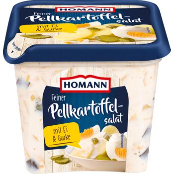 Homann Pellkartoffel- oder Kartoffelsalat