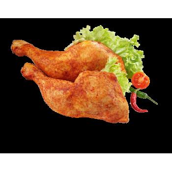 Oktoberfest-Hähnchenschenkel
