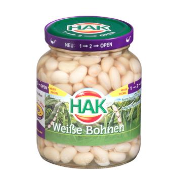 HAK Weiße Bohnen