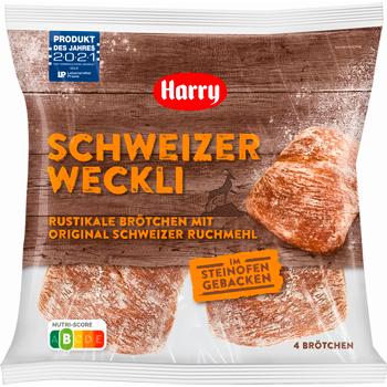 Harry Schweizer Weckli Weizenbrötchen