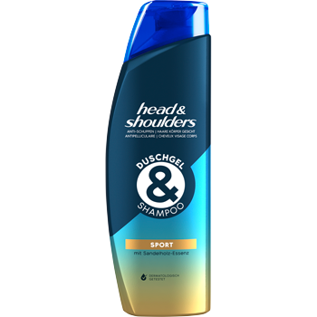 Head & Shoulders Duschgel & Shampoo