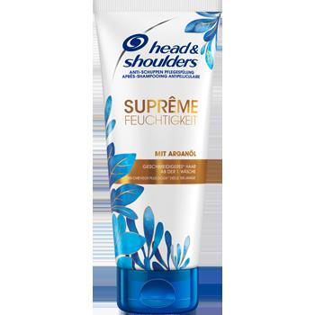 head & shoulders Suprême Spülung oder Shampoo