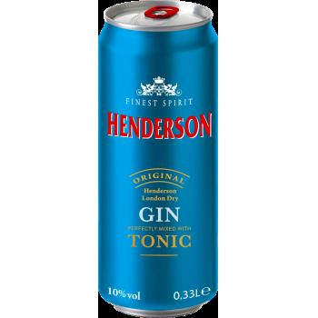 Henderson Gin & Tonic
